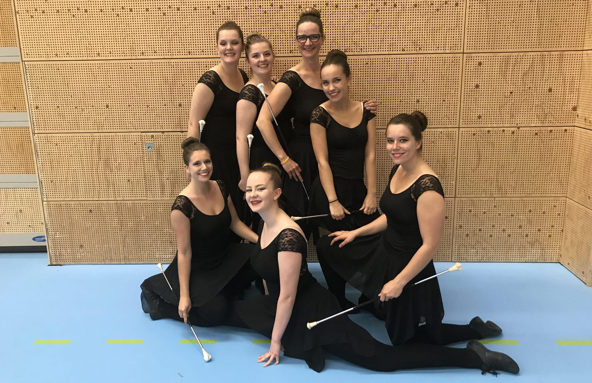 Show & Twirlteam Soesterberg